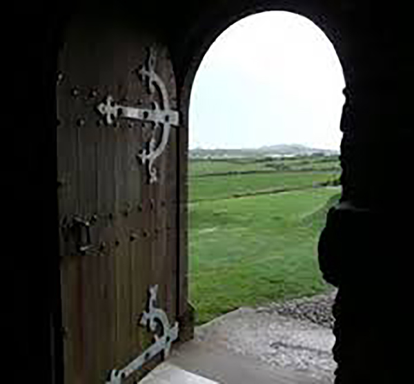 Family Planning Blog Photo of an Open Door Leading Outside