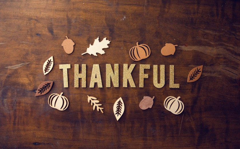 "Image saying ""Thankful"" for Doug Moffat Blog Post"